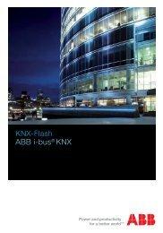 KNX-Flash ABB i-bus® KNX