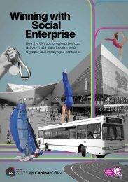 Winning with Social Enterprise - Birmingham Disability Resource ...