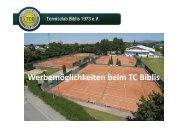 Werbemappe (PDF) - TC Biblis