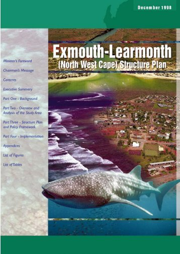 Exmouth-Learmonth (North West Cape) - Western Australian ...