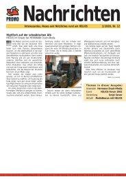 PROMO Nachrichten 03/02