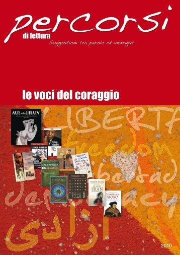 le voci del coraggio - Rete Civica dell'Alto Adige