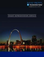 View Tenant Representation Brochure - Balke Brown and Associates