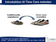 Introduktion til TimeCare Metoden - Welfare Tech