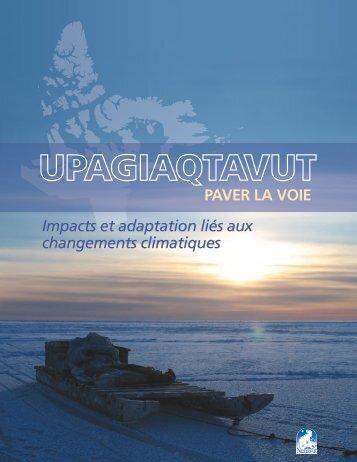 Impacts et adaptation liés aux changements climatiques Paver la voie