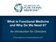 What is functional medicine and why do we need it? - Dcpa.us