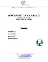 Informacion de Prensa 03052013.pdf - Poder Judicial