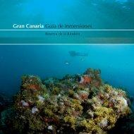 Gran Canaria Guía de Inmersiones - Cabildo de Gran Canaria