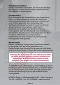 Öffnen der Jura E-Serie - KOMTRA GmbH - Page 2
