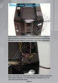 Öffnen der Jura E-Serie - KOMTRA GmbH - Page 3