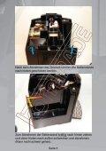 Öffnen der Jura E-Serie - KOMTRA GmbH - Page 5