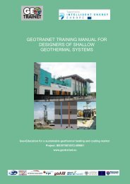 Geotrainet - European Federation of Geologists