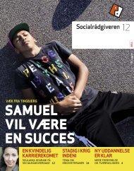 Socialrådgiveren nr. 12-2011 - Dansk Socialrådgiverforening