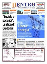 Libera energia - La Voce del Nord Est Romano