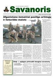 Afganistane žemaičiai pasiilgo artimųjų ir lietuviško maisto - Krašto ...