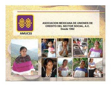 Microbancos Rurales - precesam