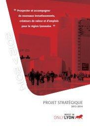 Projet Stratégique 2012/2014 - Aderly