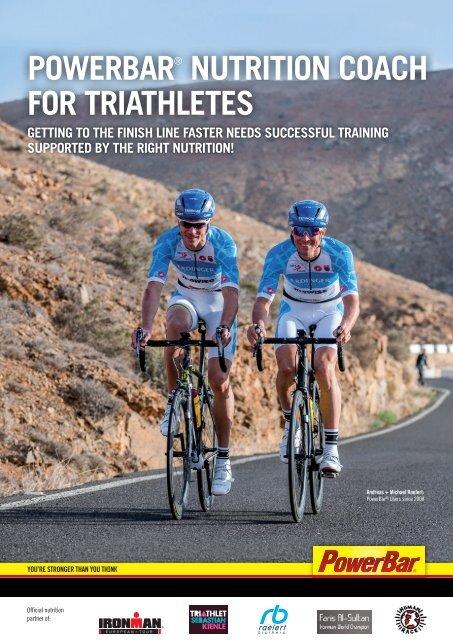 Playbook_Triathlon Nutrition Coach_engl_2014