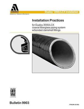 AME.IM.3000 LCX Install Guide - Earthsafe Systems, Inc.