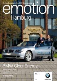 Das Kundenmagazin Ihrer BMW Niederlassung - publishing-group.de