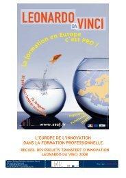 en 2008 - Agence Europe-Education-Formation France
