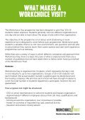 school planning pack 2013 - Workchoice Trust - Page 3