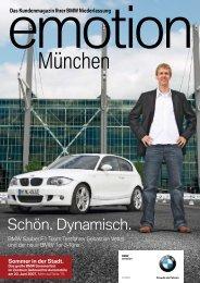 BMW Niederlassung München - publishing-group.de