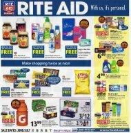 i heart rite aid: 06/27 - 07/03 ad