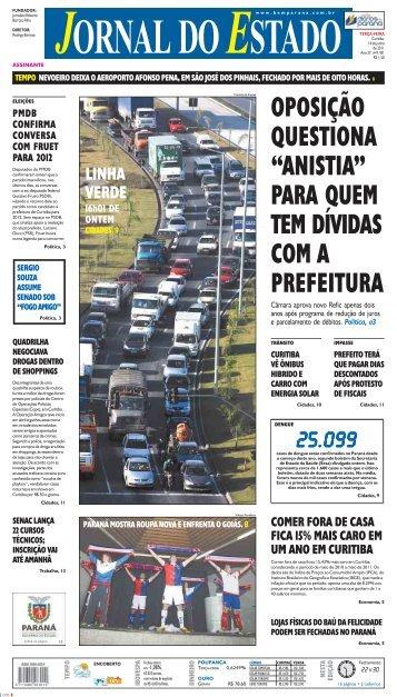 para quem tem dívidas com a prefeitura - Bem Paraná
