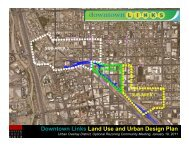 Downtown Links - Urban University Interface.com
