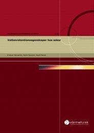 Rapport 1105 retention.pdf - Svenska EnergiAskor AB