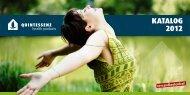 Katalog 2012 - Herzlich willkommen bei Quintessenz health products!