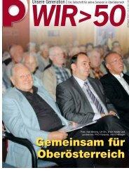 Gemeinsam für Oberösterreich - Pensionistenverband Oberösterreich