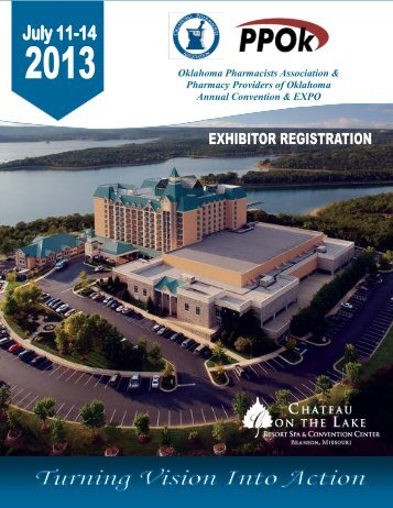 OPhA/PPOk Annual EXPO Registration - Oklahoma Pharmacists ...