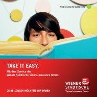 Take it Easy - Wiener Städtische