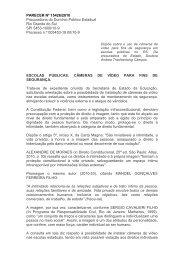 Parecer N° 15426/2010 - Sinpro/RS
