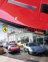 Volume 12 Issue 5 - September/October 2005 - Ferrari Club of ...