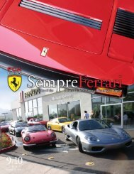 Volume 12 Issue 5 - September/October 2005 - Ferrari Club of ...