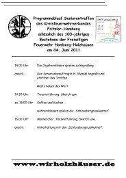 Programm & Anmeldung - Kreisfeuerwehrverband Fritzlar-Homberg