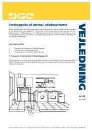 DGC vejledning nr. 49 - Forebyggelse af tæring i ... - HMN Naturgas