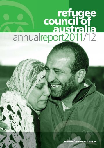 2011-12 Annual Report - Refugee Council of Australia