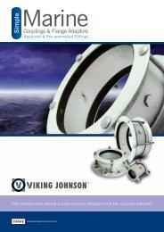 Viking Johnson-Marine Couplings & Adaptors Brochure