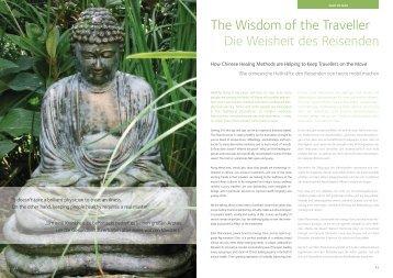 Die Weisheit des Reisenden (pdf) - Energy Clinic