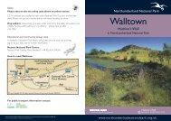 Walltown-leaflet