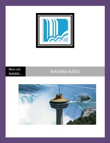 NIAGARA AUDIO