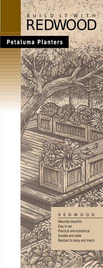 Petaluma Planters - Penofin