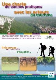 la Charte de bonnes pratiques (28 pages) - Pays Midi-Quercy