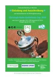 Christoph-Kuhn-Gedächtnis-Cup 2010 - TC Blutenburg