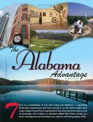 The Alabama Advantage - Forbes Special Sections