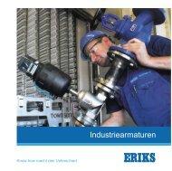 Broschüre Armaturentechnik online - ERIKS